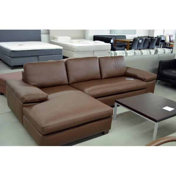 machalke ledergarnitur system plus comfort polster galerie harald zapf. Black Bedroom Furniture Sets. Home Design Ideas