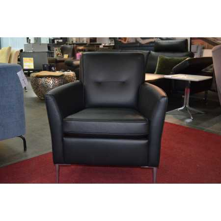Frommholz Sessel Coco Schwarz